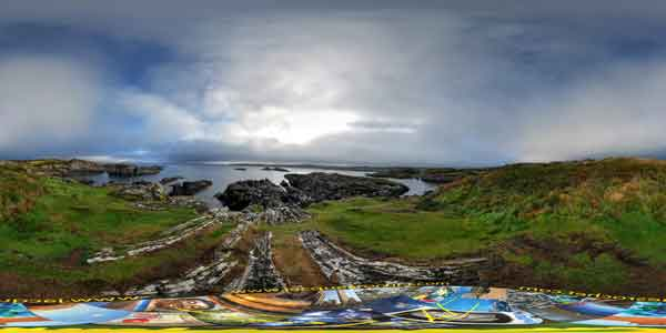 Ireland in 360°, Mizen Head