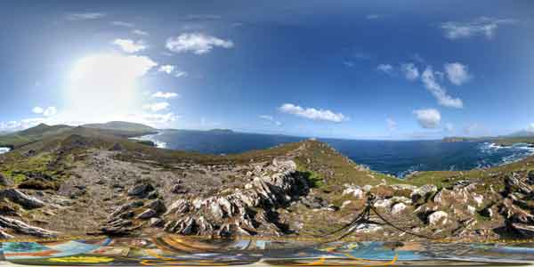 Ireland in 360°, Loop Head