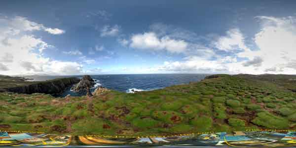 Ireland in 360°, Malin Head