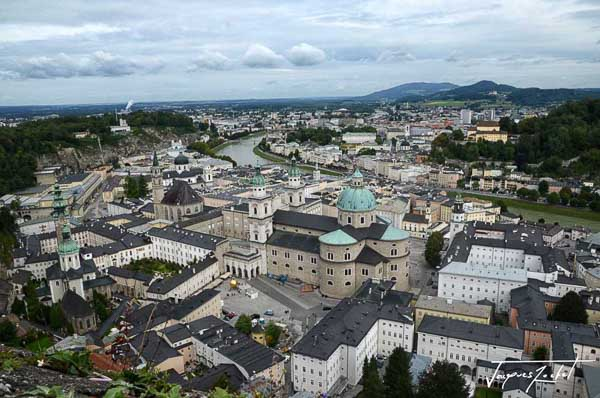 Salzburg, the Mozard town