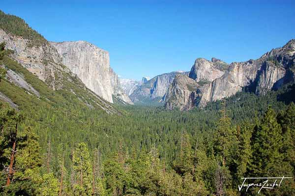 Yosemite Park en Californie