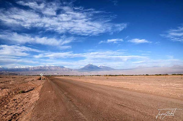 Photo of Chile, landscape of the atacama desert