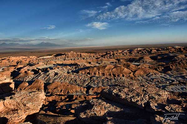 Photo of Chile, end of the journey in the valle de la muerte, atacama desert
