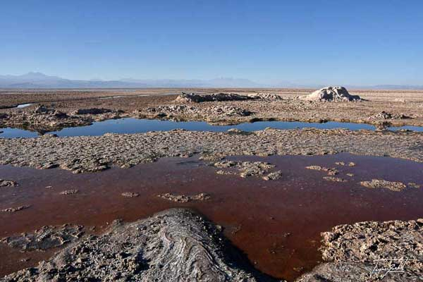 Photo du Chili, salar de atacama