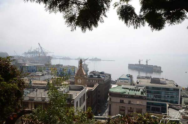 Photo of Chile, port of valparaiso