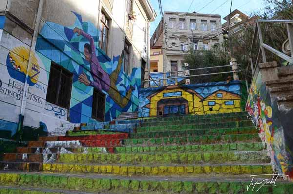 wall painting in valparaiso