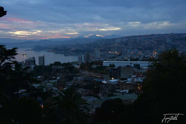 Photo of Chile, morning on valparaiso