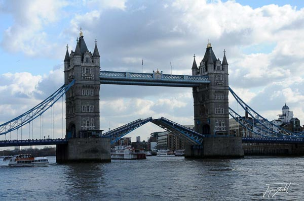 photos de Londres, Tower Bridge