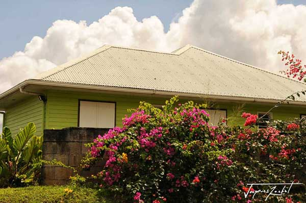 pictures of Martinique, a house