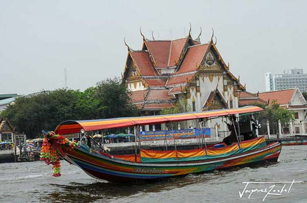 Bangkok, the klongs